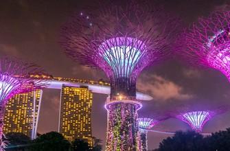 Получить подробный путеводитель по Сингапуру, лучшие отели и достопримечательности