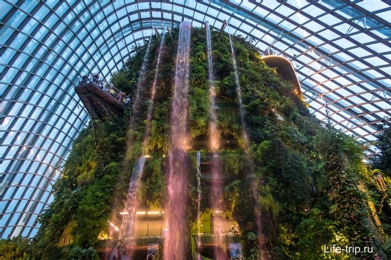 Что посмотреть в Сингапуре за 1-2-3 дня - мой ТОП13