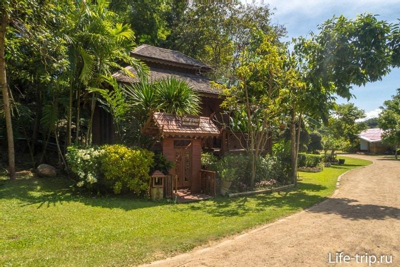 Отель на дереве Pai Treehouse - жилье и достопримечательность