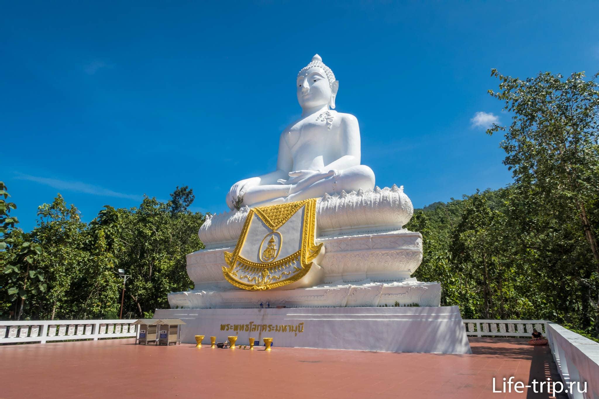 Большой Будда в Пае