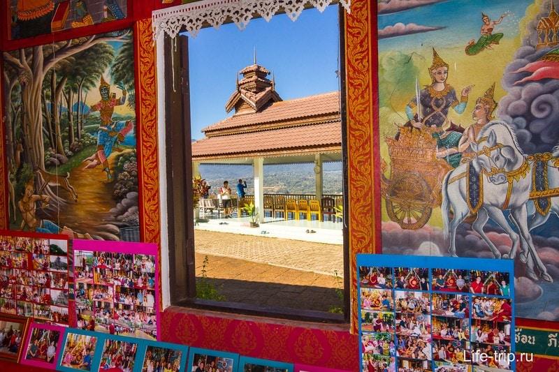 Большой Будда в Пае и лучшая смотровая площадка