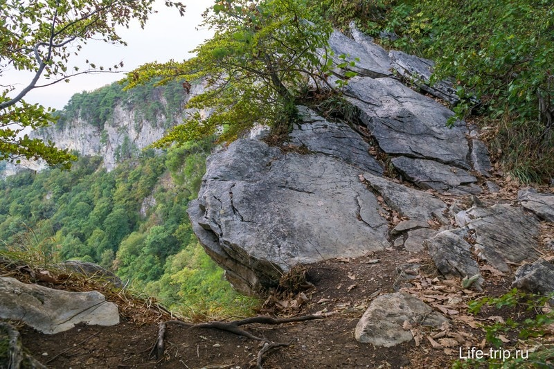 Орлиные скалы в Сочи и статуя Прометея - как добраться и цена
