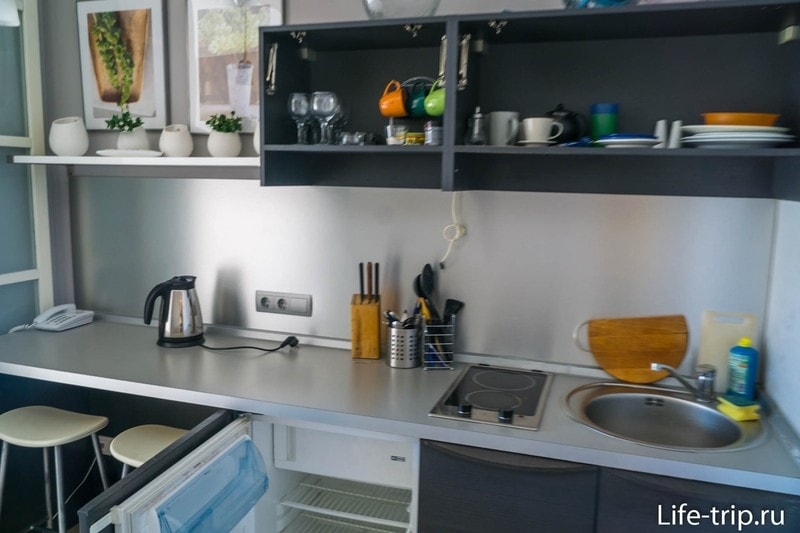 Где снять квартиру в Красной Поляне - оазис тишины Катерина Альпик