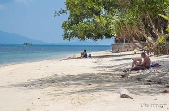 Бан Тай, лучший детский пляж для зимовки