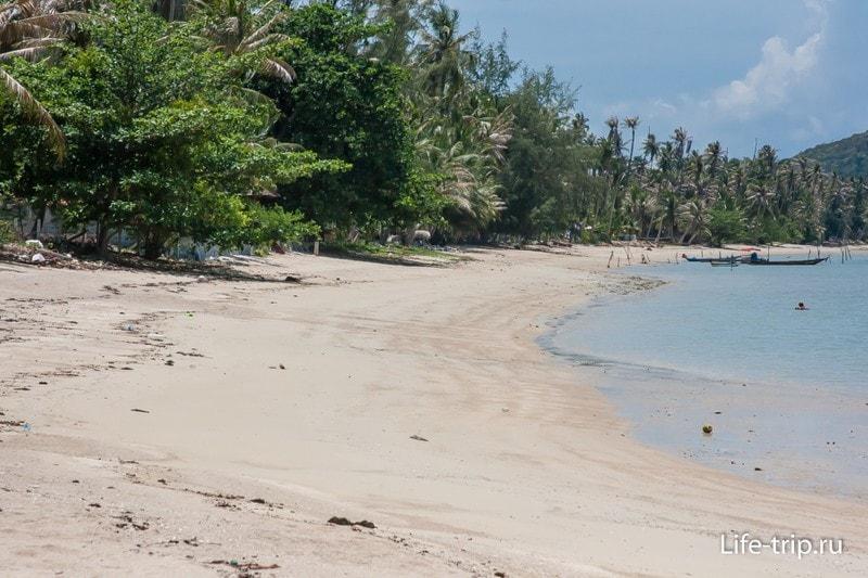 Банг Као, самый тихий пляж для зимовки