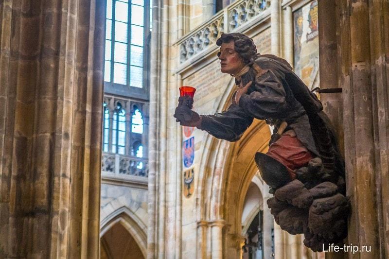 Собор Святого Вита в Праге - как добраться, часы работы и цена
