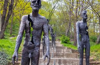 Памятник жертвам коммунизма в Праге