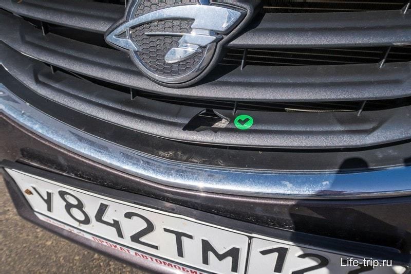 Urentcar отмечает повреждения метками прям на машине, остальные каршеринги в приложении