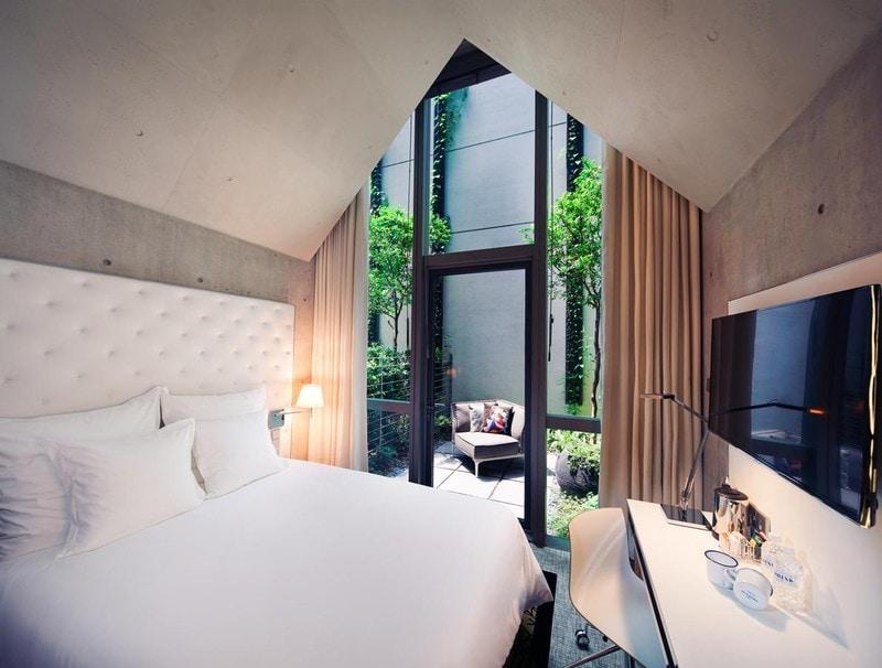 10 необычных отелей Сингапура - моя подборка
