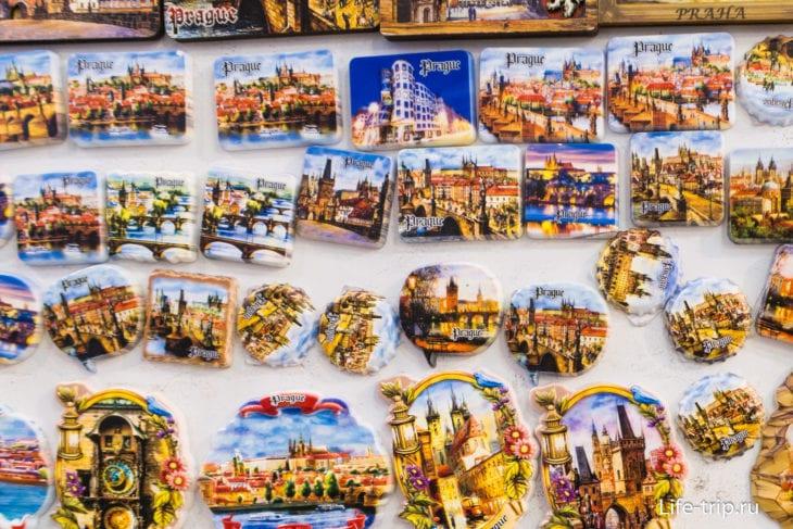 Что привезти из Праги - ТОП сувениров и подарков
