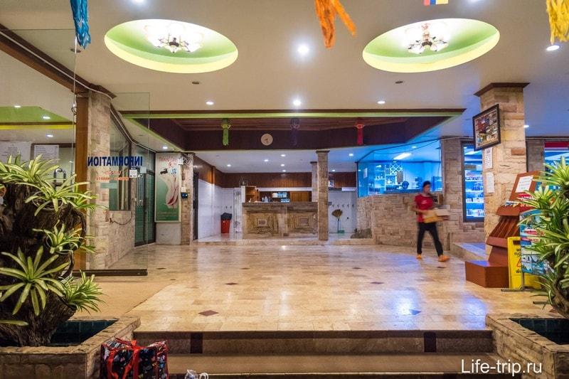 Отель Diamond Cave Resort & Spa в Краби - мой отзыв