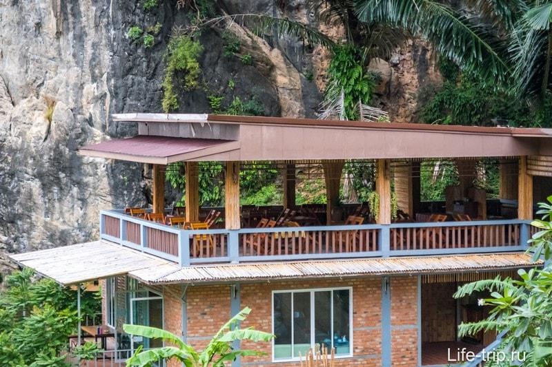 Отель Railay Phutawan Resort в Краби - мой отзыв