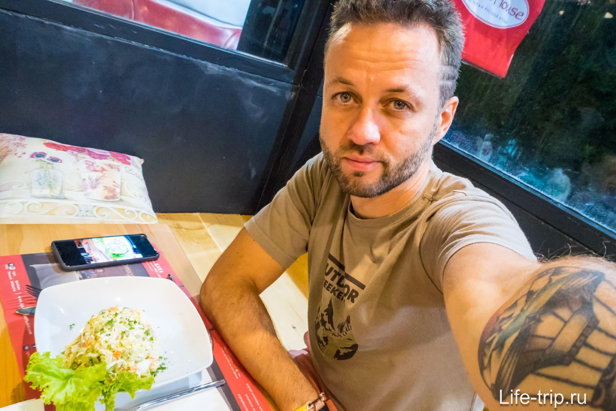 Ресторан Spice House Kata на Пхукете