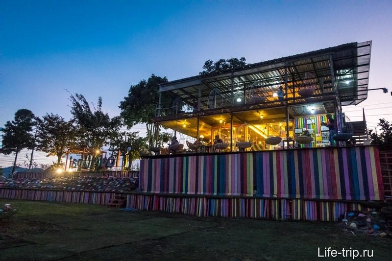 Кофейня I Love U Pai Cafe - классная кафешка в Пае