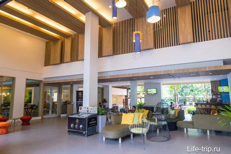 Отель Ibis Styles Krabi Ao Nang - типичный Ibis