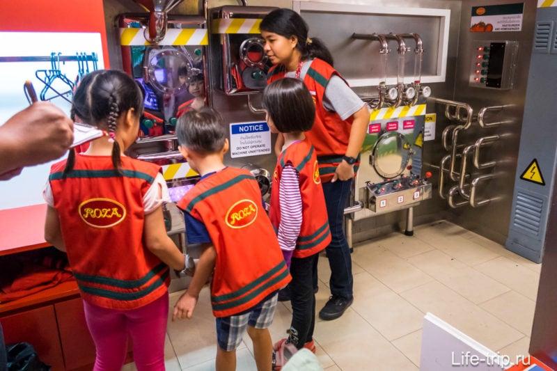 Кидзания в Бангкоке