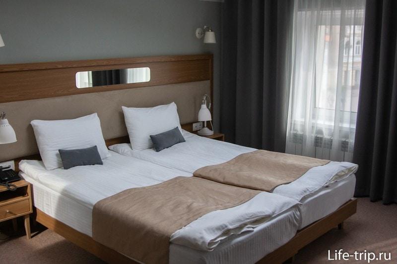 Отель Покровский Посад в Нижнем Новгороде - мой отзыв и фотографии