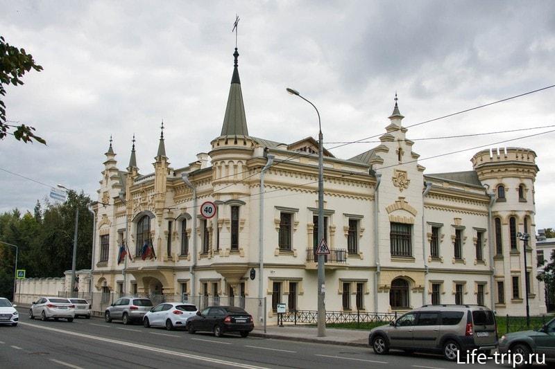 Дом Шамиля в Казани