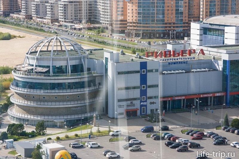Аквапарк Ривьера в Казани
