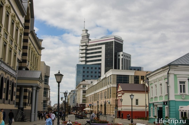 Отель Гранд Казань
