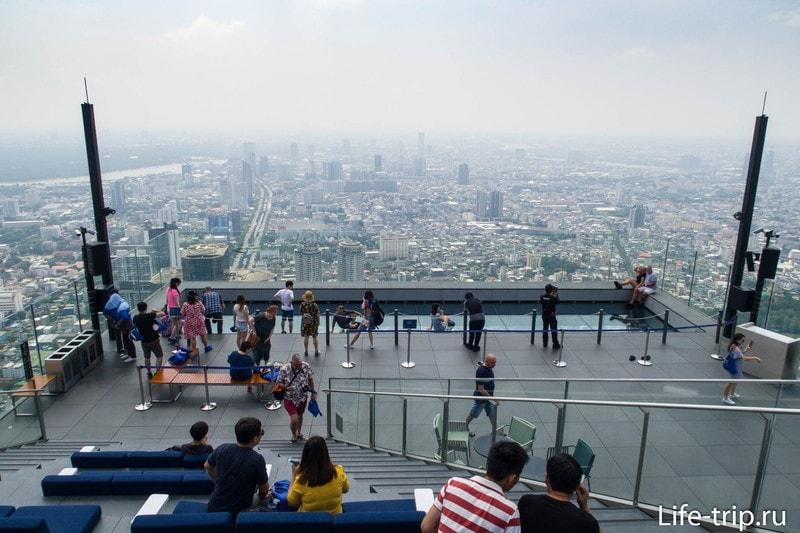 Лучшая смотровая в Бангкоке