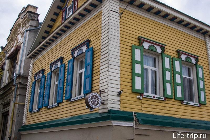 Музей Чак Чака в Казани