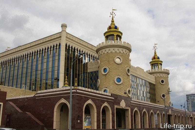 Кукольный театр Экият в Казани
