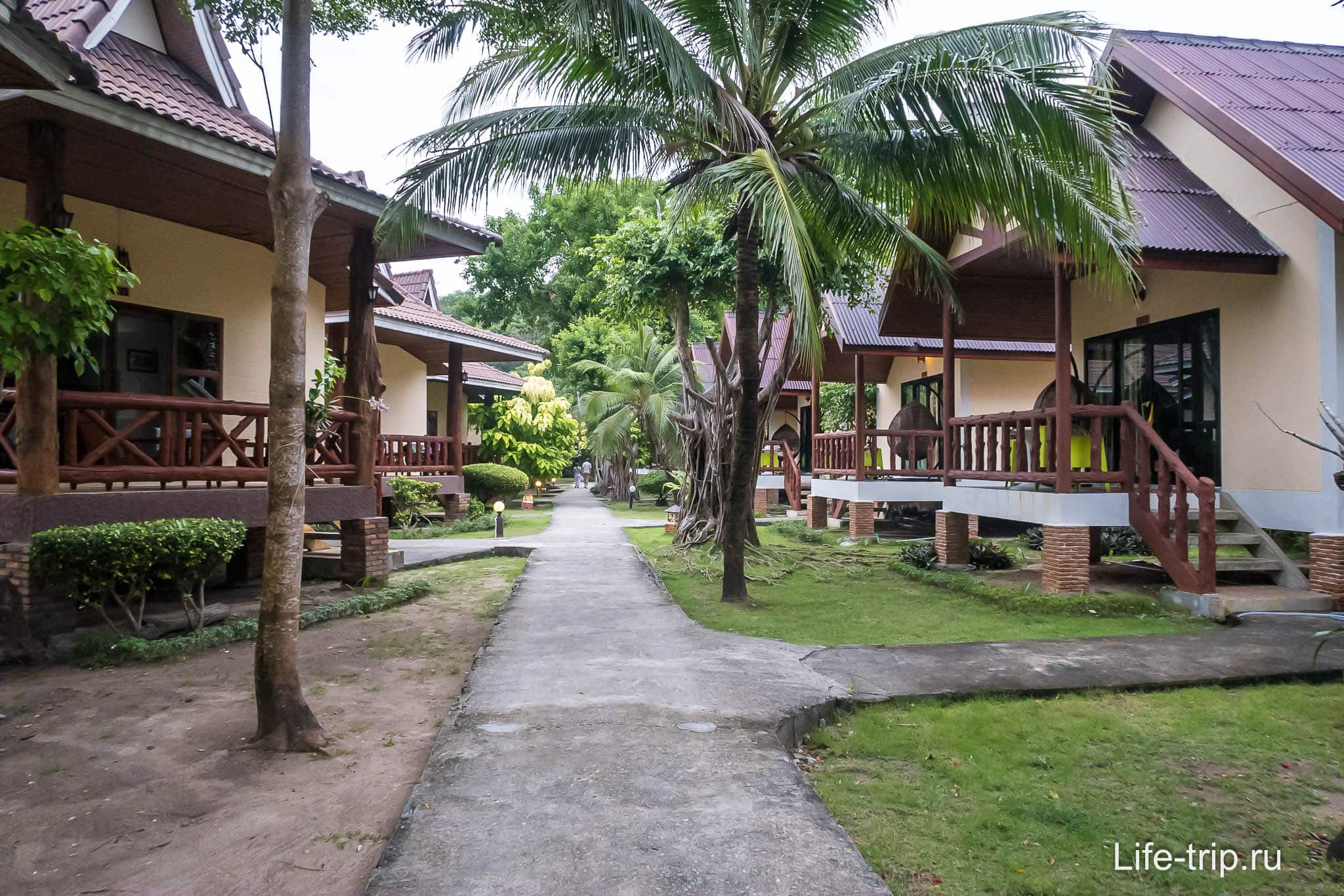 Phi Phi Villa Resort на Пхи Пхи Доне