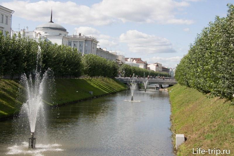 Канал-протока Булак