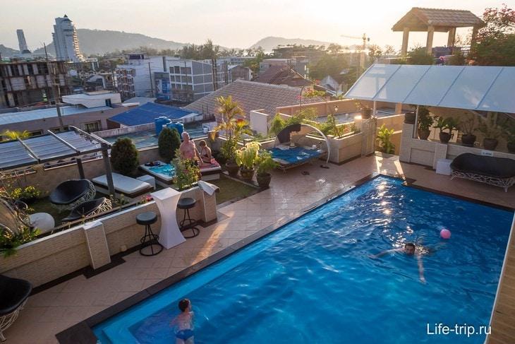 Swiss Villa Panoramic Resort на Ко Чанге