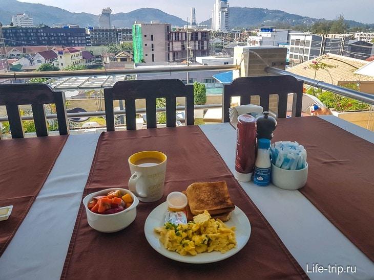 Отель с видом на Патонге - мой отзыв о Swiss Villas Panoramic