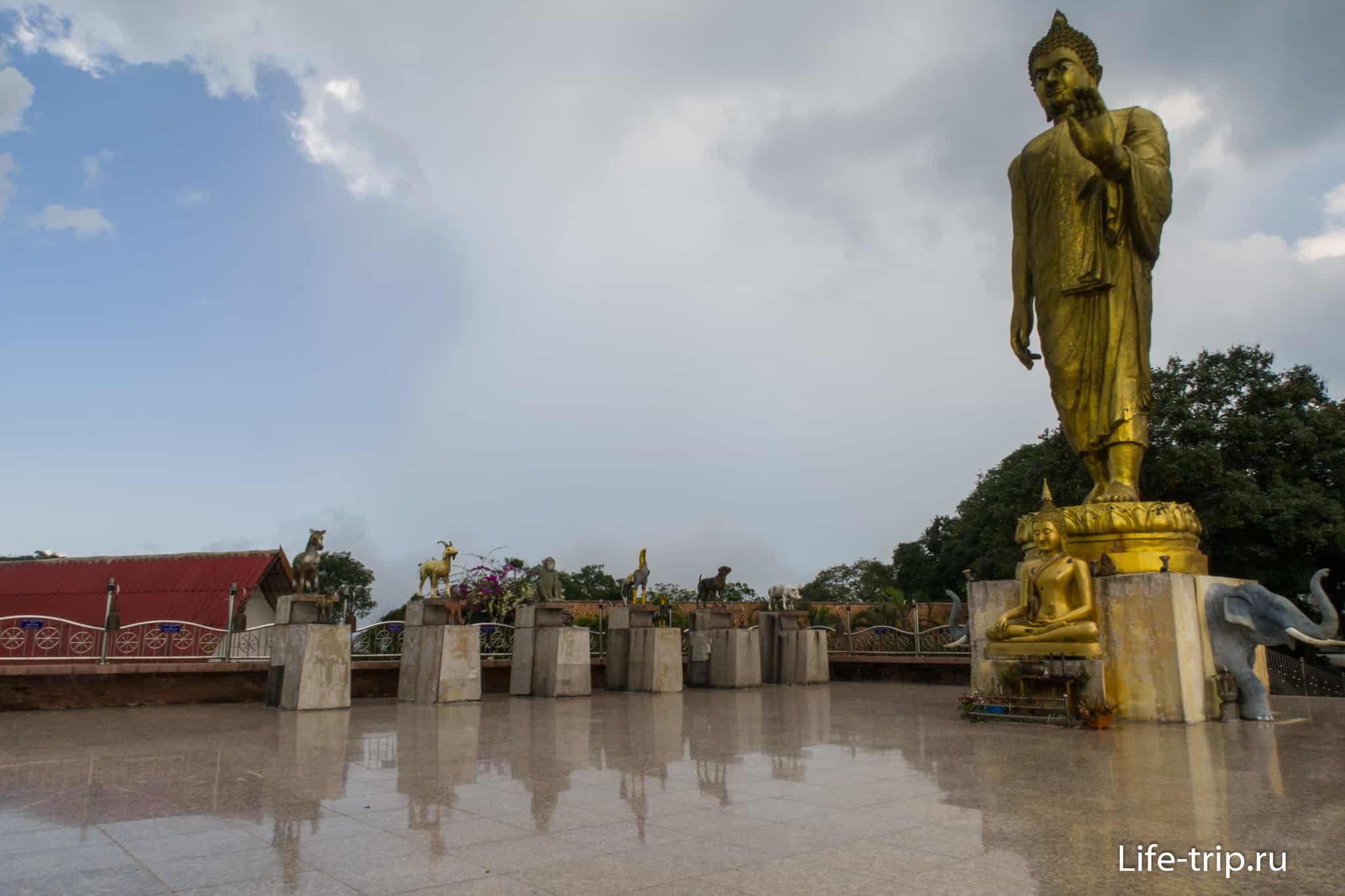 Будда Дипанкара на Самуи