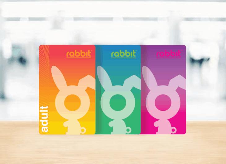BTS Skytrain Rabbit Card