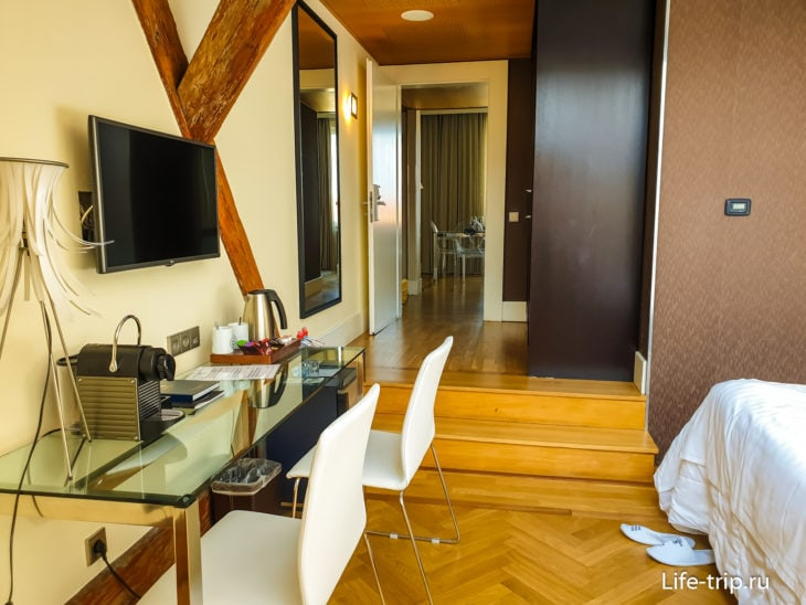 Отель Eurostars Thalia в Праге – мой отзыв и фото