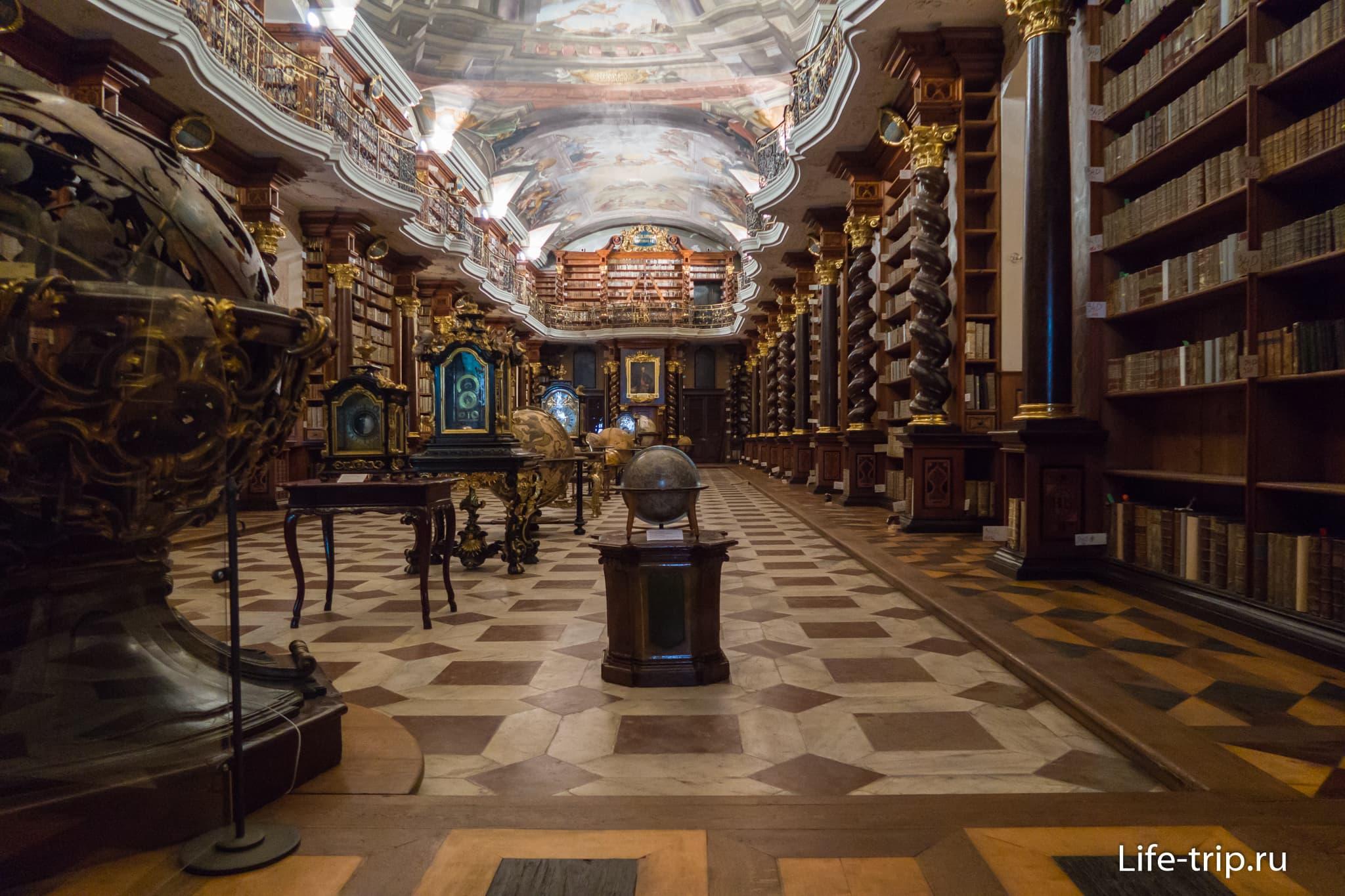 Пражская библиотека, Клементиум