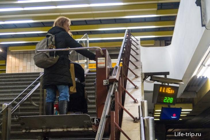 Метро в Праге – карта метро, стоимость и время работы
