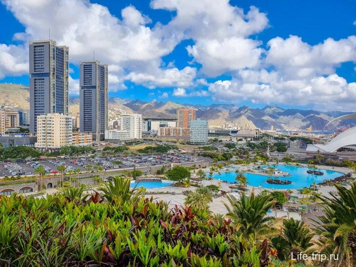 Санта Круз - столица Тенерифе и Канарских островов
