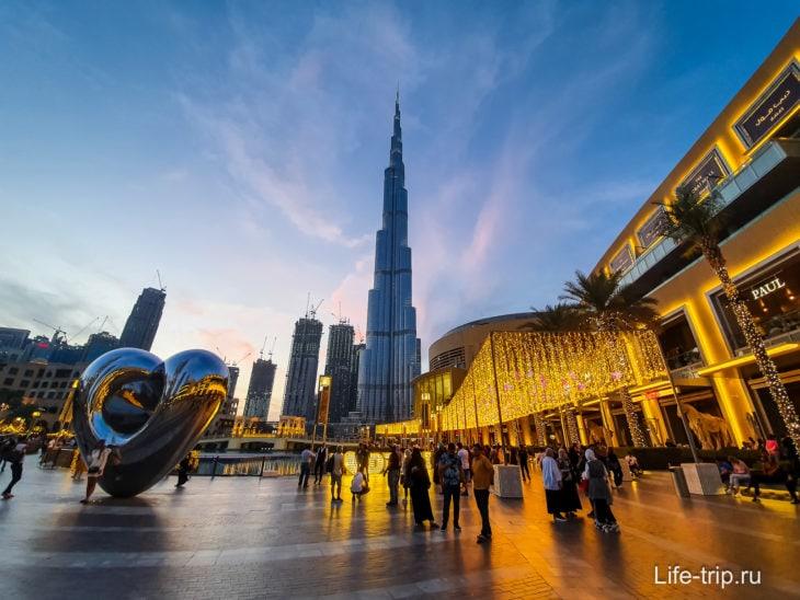 Самый высокий в мире небоскреб