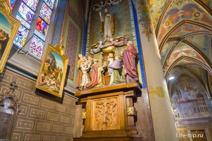 Базилика Петра и Павла в Праге – храм старой столицы