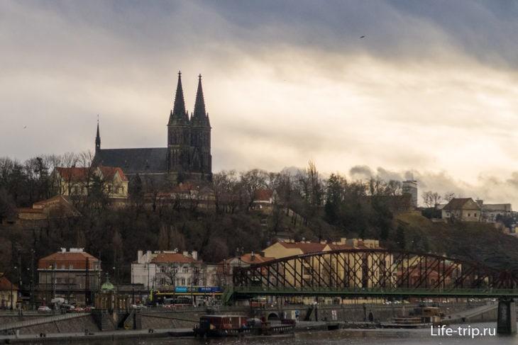 Вышеград в Праге