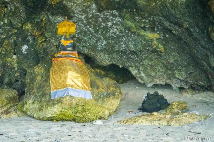 Грин Боул (Green Bowl Beach) – смертельная красота Бали