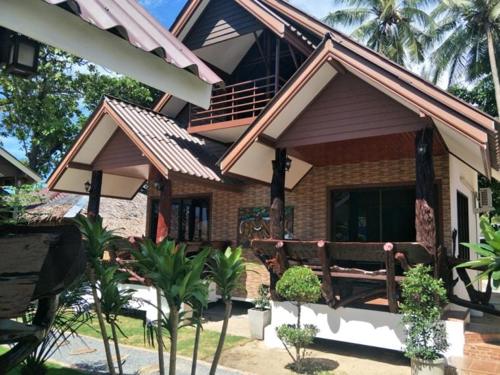 Отель Lanta Fa Rung Beach Resort