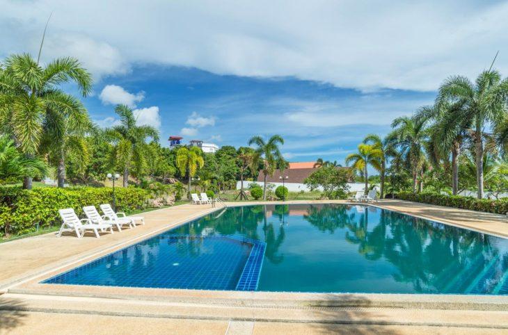 Отель Lanta Manda Resort