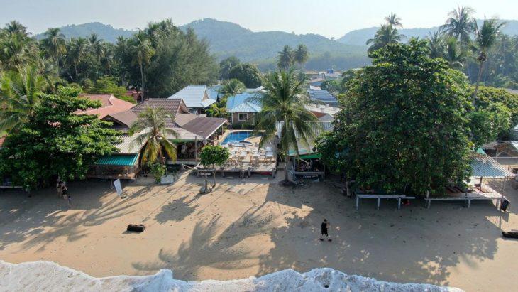 Отель Lanta New Coconut Bungalow