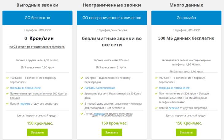 Мобильный интернет в Чехии: какого оператора выбрать