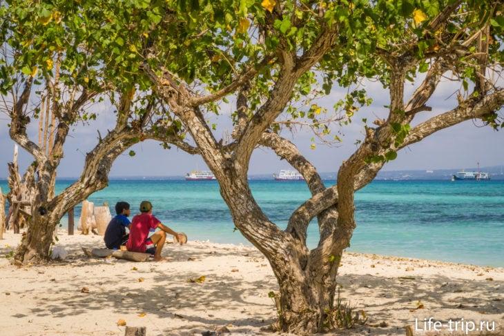 Prapat Agung Beach на Бали