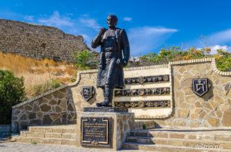 Статуя Афанасия Никитина