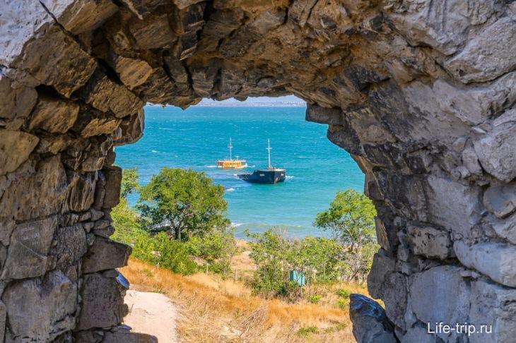 Генуэзская крепость в Феодосии - цена и время работы, история