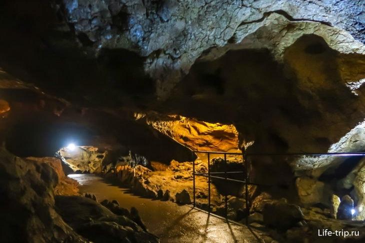 Красная пещера Кизил Коба - цена, как добраться