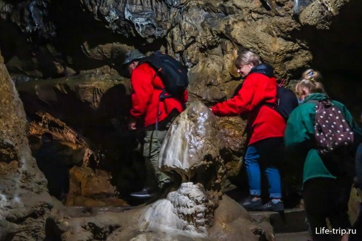 Сердце Красной пещеры